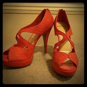 Elle high heel shoes